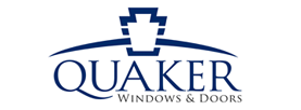 Quaker Windows and Doors Logo